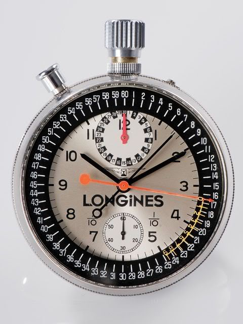 montre chrono rattrapante longines mexico 1968 cal 262 Face-21