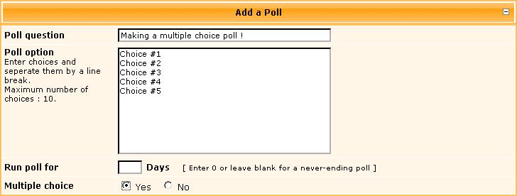 Creating Polls Polls2gi5