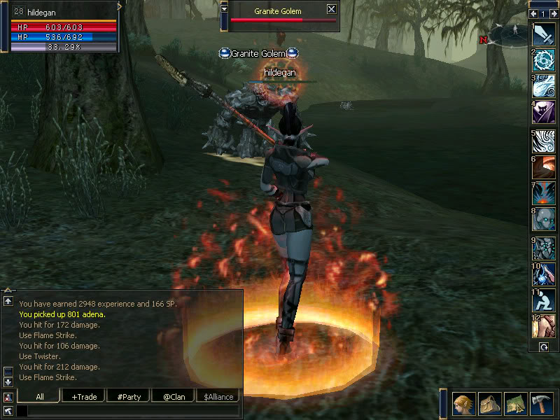 Lineage 2 C4+Server Shot00026