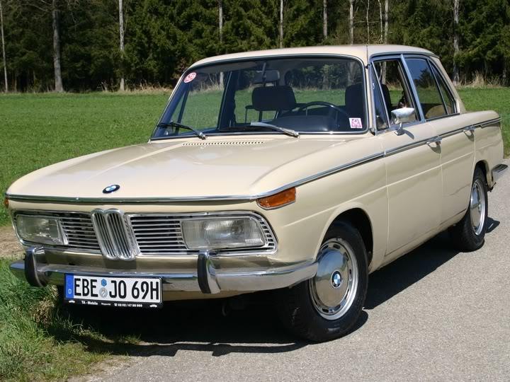 Kjærlighet jeg ikke glemmer BMW-2000