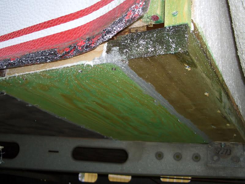 Fikse fukt/råte i Knaus Azur 600 - 1984 modell Kabe-08kopi