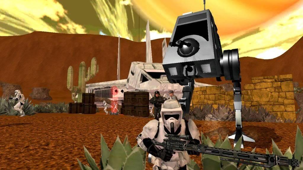 Yavin 13: Desert Public alpha BattlefrontII2011-08-0321-54-30-80