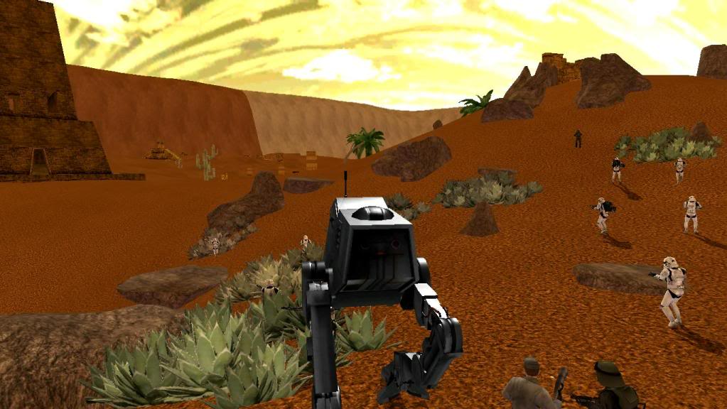Yavin 13: Desert Public alpha BattlefrontII2011-08-0321-54-49-73
