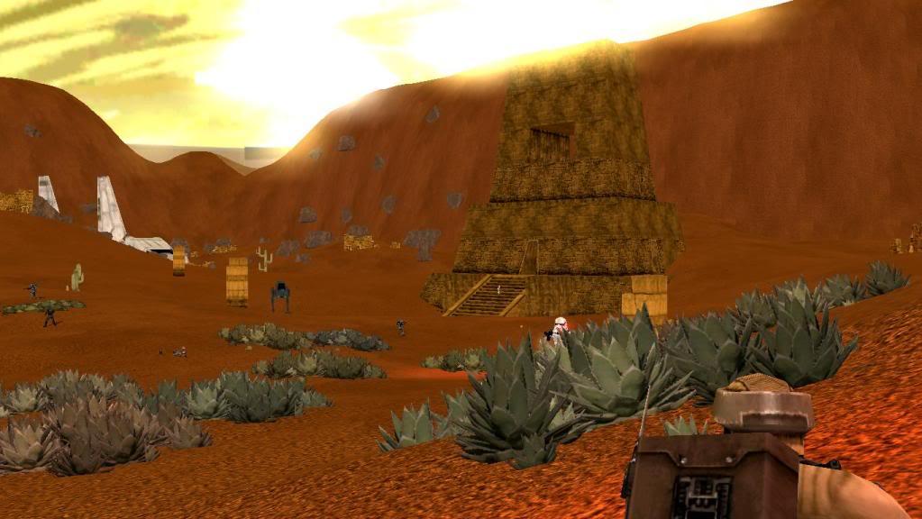 Yavin 13: Desert Public alpha BattlefrontII2011-08-0321-59-59-28