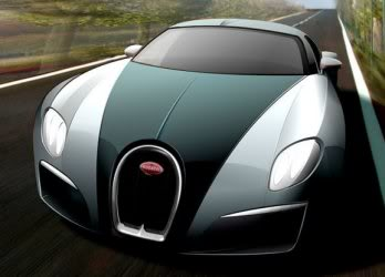 What other RIDEZ do you want to see in RIDEMAKERZ in the future? Buggati-streamliner-front