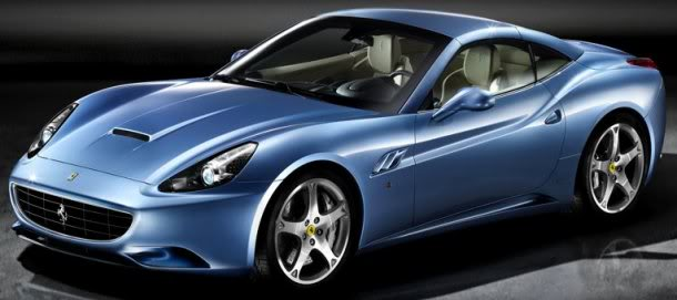 What other RIDEZ do you want to see in RIDEMAKERZ in the future? Ferrari_california