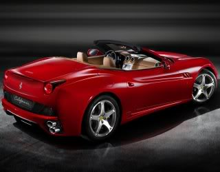What other RIDEZ do you want to see in RIDEMAKERZ in the future? Ferrari_california_red