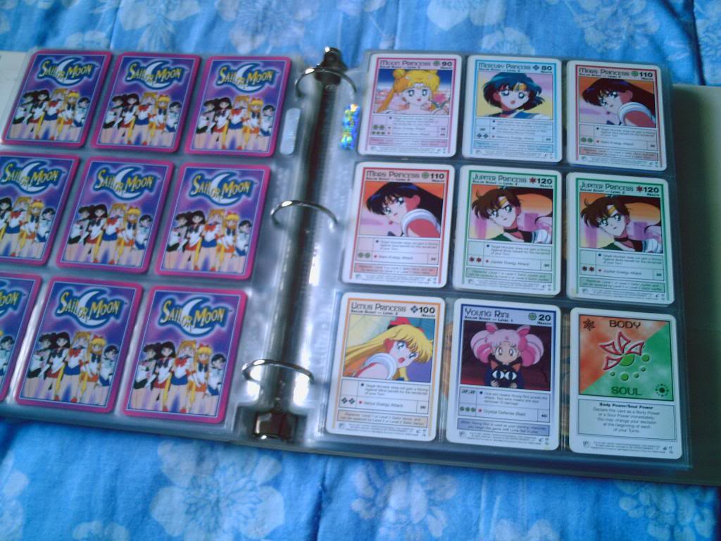 SailorCardKnight's Sailor Moon collection PICT0113_zps8df95681