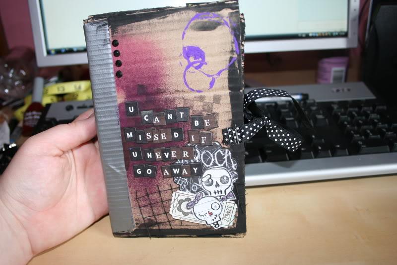 mini album maison : les pages de notre amitié 004-3