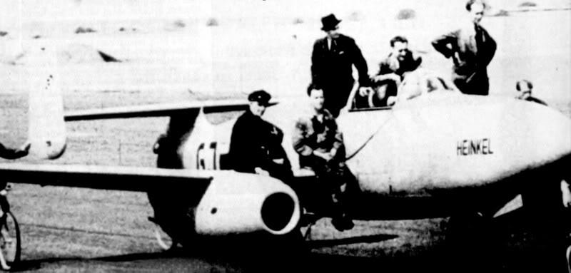 (RS Models) Heinkel 280-V2 He280-1