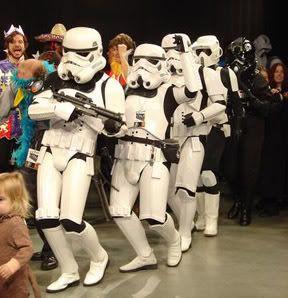 Star Wars? - Page 2 Stormtrooperscongaline