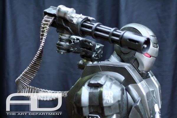Warmachine half scale statue 6f8f4a7d