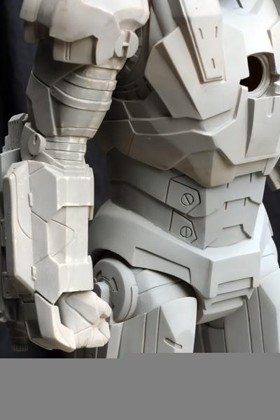 Warmachine half scale statue 7dbf1fec