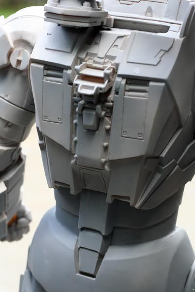 Warmachine half scale statue A2540919