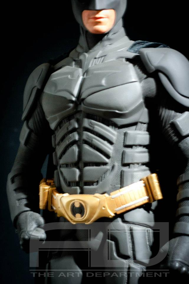 Dark Knight ( C. BALE)  Half Scale custom full statue 480855_482607988451078_299495203_n