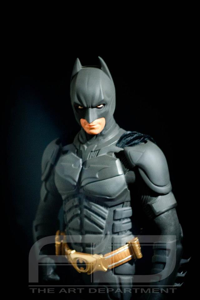 Dark Knight ( C. BALE)  Half Scale custom full statue 632_482607798451097_484167460_n