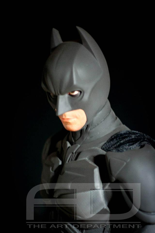 Dark Knight ( C. BALE)  Half Scale custom full statue 73553_482607751784435_953825838_n