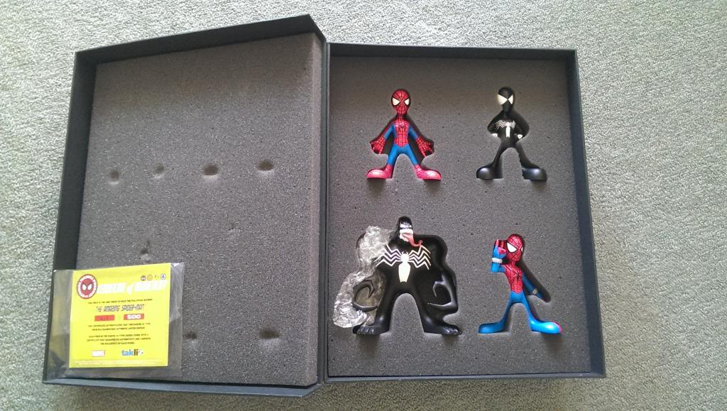 FS: X-men, Spider-Man and Fantastic Four IMAG1540_zps10186007