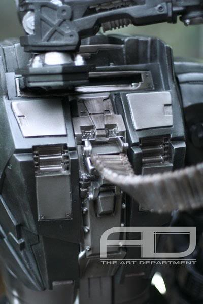 Warmachine half scale statue F8eb7c5f