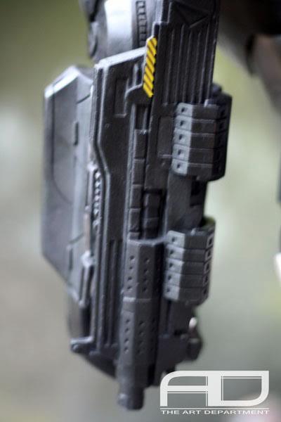 Warmachine half scale statue F9b0ac59