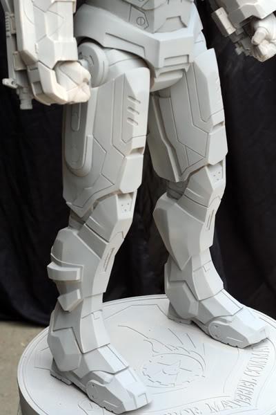 Warmachine half scale statue Fd34034d