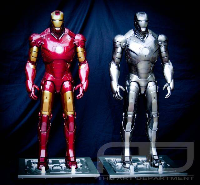 Custom HALF SCALE IRON MAN MARK 2 and MARK 3 P6071933_zps6fb91c22