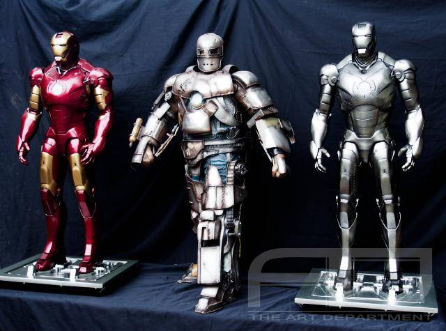 Custom HALF SCALE IRON MAN MARK 2 and MARK 3 P6071935_zps53461b48