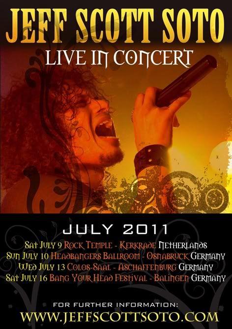 JSS Euro Tour - July 2011 Jsseurotour2011