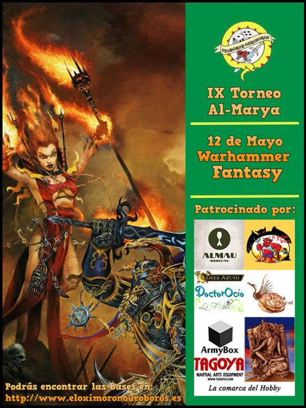 IX Torneo Al-Marya - Fantasy 2013 Al-marya2013fantasy