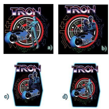 Jet's Identity Disc de Tron 2.0 Choices