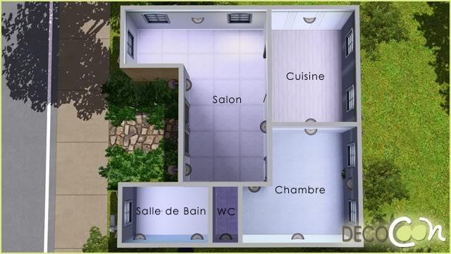 [Créations diverses] Tinu - Page 8 Microhouse_Maison03_plan