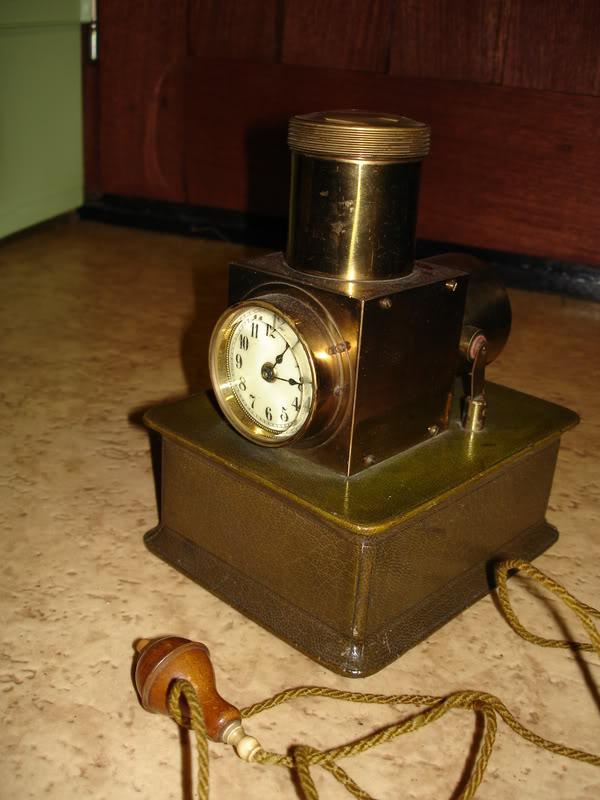 Pendulette KIRBY,BEARD & Co LTD DSC03163
