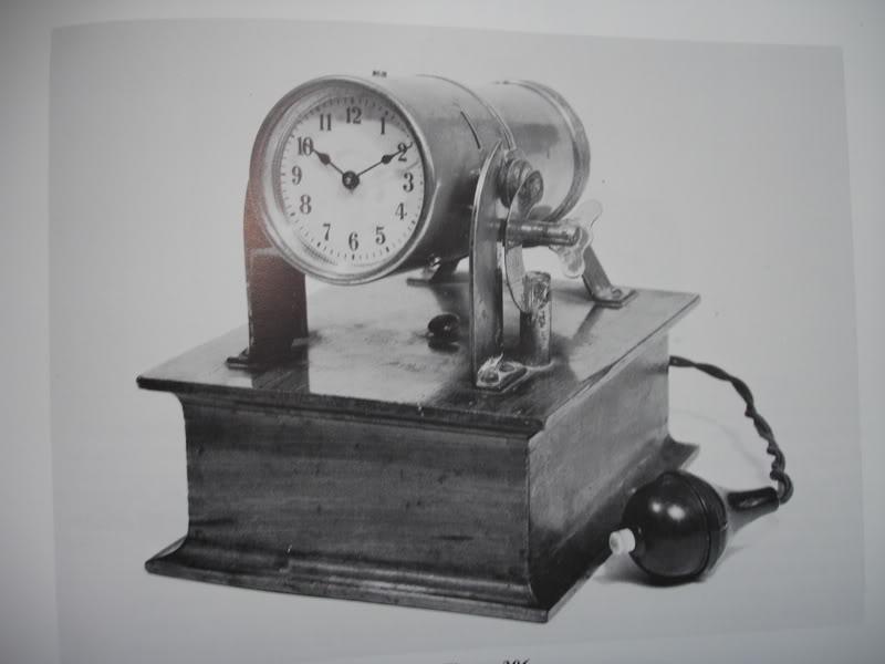 Pendulette KIRBY,BEARD & Co LTD DSC03164