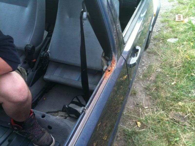 My MK2 Golf Driver and 6n Polo SE 294370_10150323938462532_517247531_8238032_375778672_n