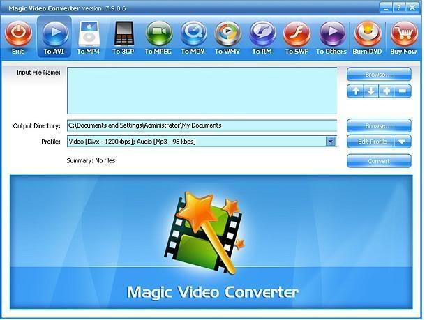 Magic Video Converter, Μετατρέπει ό,τι video θέλετε σε ό,τi μορφή θέλετε! (r/s) 14b2ce9811ed