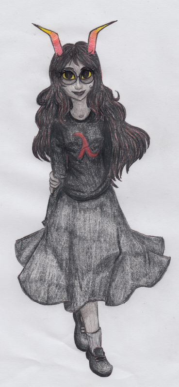 Doodling Lune MGLVNATroll