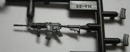 [TRUMPETER] - M4 S.I.R CQBR AR 15/M16/M4 FAMILY GEDC5803_redimensionner