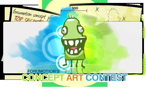 Forumotion's Concept Art Contest Cacfm