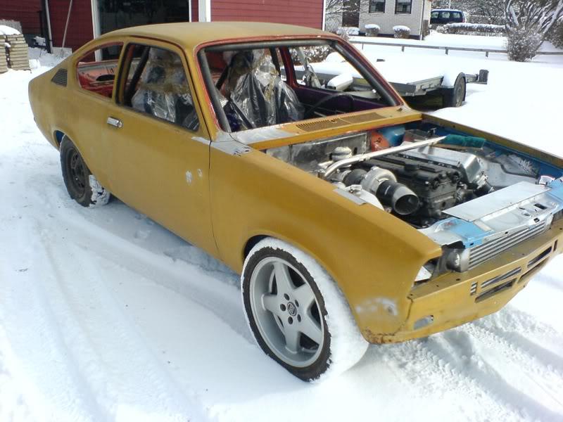 """Kadett GT/E """"Ondskan"""" - Sida 2 Opel"""