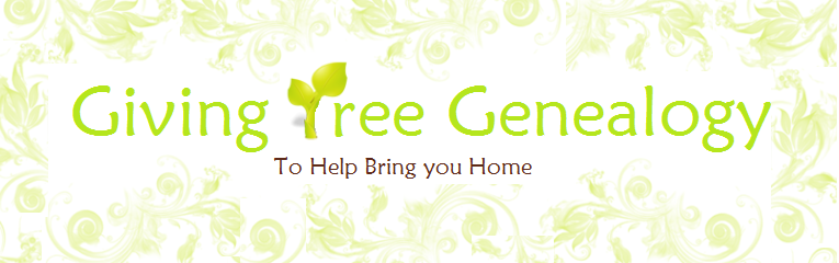 Giving Tree Genealogy