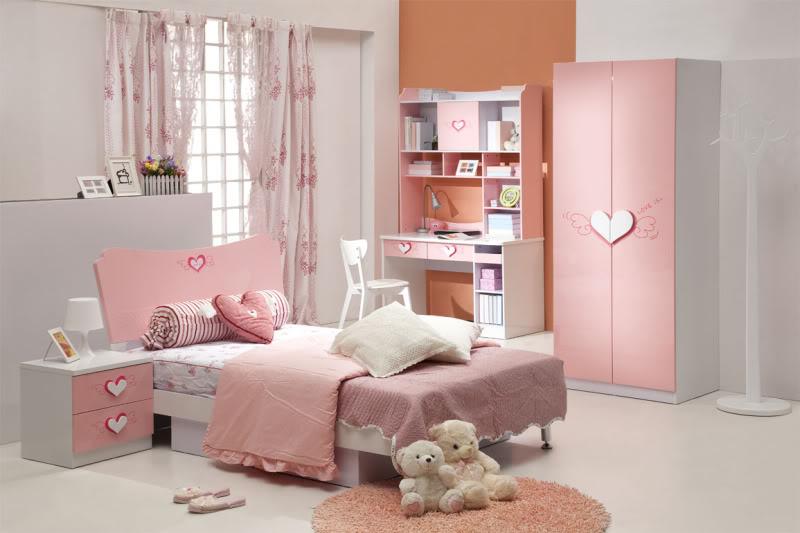 غرف نوم مدهشة Children-Bedrooms-02-