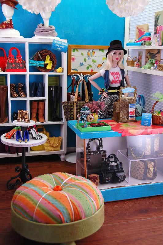 Diorama - mēbeles un noformējums Lark2-ed