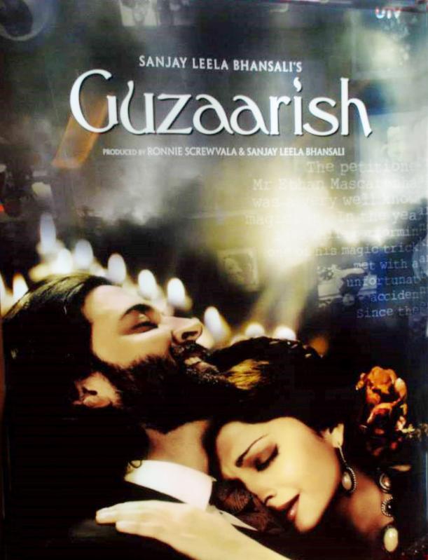 Guzaarish (2010) Guzaarish