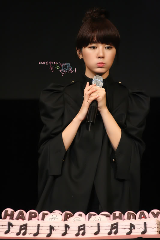 August 2nd, 2008 - Yoon EunHye Opens The First Fan Meeting in Japan 1222010974___2621