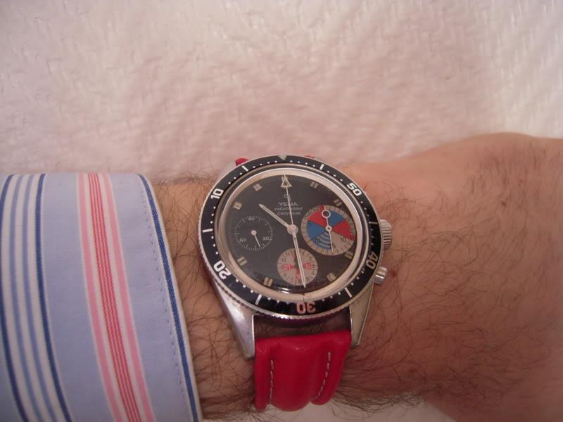 Daytona - chrono Yema vintage DSCN0051