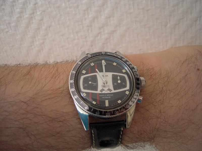 Daytona - chrono Yema vintage DSCN0065