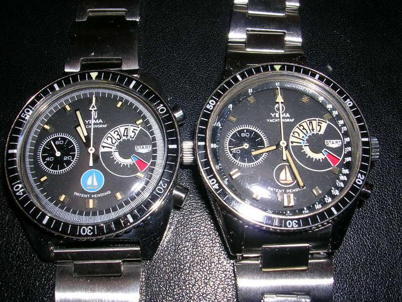 Yachtingraf la plus belle montre de régate. DSCN0727