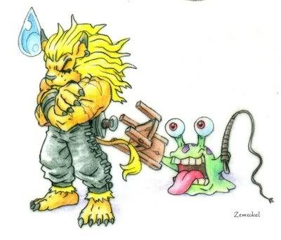 Pedidos - Avatar & Sain Domador_by_zemechiel