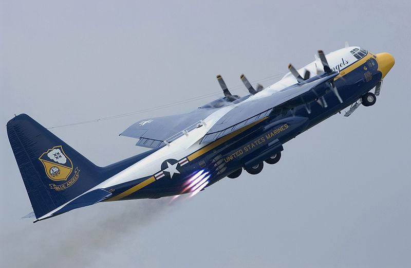 Nuevos Integrantes a la Flota 800px-C-130T_Hercules_Blue_Angels