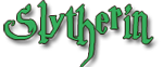 Slytherin / Prefecto